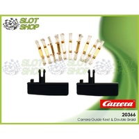 Carrera 20366 Guides and Braids for 1/24 & 1/32
