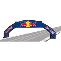 Carrera 21125 Pedestrian Bridge (Red Bull)
