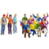 Carrera 21128 Set of 15 Figures / Spectators