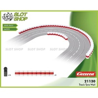 Carrera 21130 Track Tyre Wall