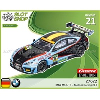 Carrera EVO 27622 BMW M6 GT3 Molitor Racing #14