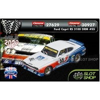 Carrera EVO 27629 Ford Capri RS 3100 DRM 1975