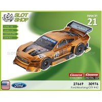 Carrera EVO 27669 Ford Mustang GTY #42