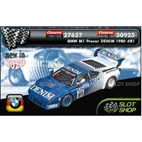 Carrera Digital 30925 BMW M1 Procar Denim, 1980 #81