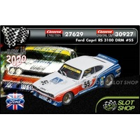 Carrera Digital 30927 Ford Capri RS 3100, DRM 1975 #55