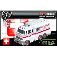 Carrera Digital 30943 Carrera Ambulance