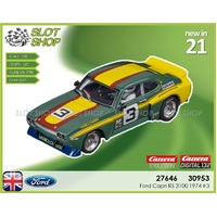 Carrera Digital 30953 Ford Capri RS 3100 1974 #3