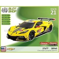 Carrera Digital 30960 Chevrolet Corvette C8.R #3