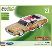 Carrera Digital 30981 Ford Torino Talladega #48