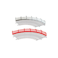 Carrera Go!!! 61651 Guard Rail / Fences (10 Per Pack)