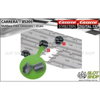 Carrera 85205 Multilane Track Connectors