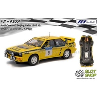 Fly A2004 Audi Quattro Beijing Rally 1985 #9