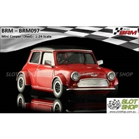 BRM 097 Mini Cooper (Red)