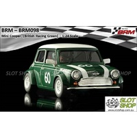 BRM 098 Mini Cooper (British Racing Green) #60