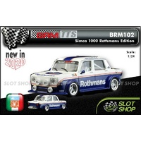 BRM102 Simca 1000 Rothmans Edition