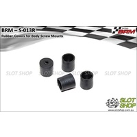 BRM S-013R Rubber Covers for Body Screw Mounts