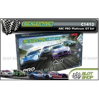 Scalextric C1413 ARC PRO Platinum Set