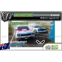 Scalextric C1418 Bathurst Legends Set
