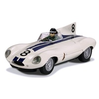 Scalextric C3308 Jaguar D-Type #8