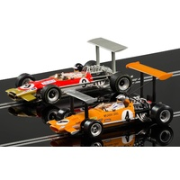 Scalextric C3544A McLaren M7C & Lotus Type 49B (Limited Edition)