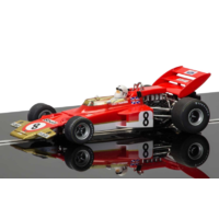 Scalextric C3657A Legends Team Lotus 72 #8