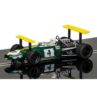 Scalextric C3702A Legends Brabham BT26A-3 #4