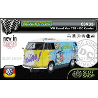 Scalextric C3933 VW Panel Van T1b - DC Comics