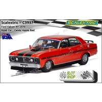 Scalextric C3937 Ford Falcon XY Road Car (Red)