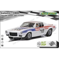 Scalextric C4043 Chevrolet Camaro, Stars n Stripes