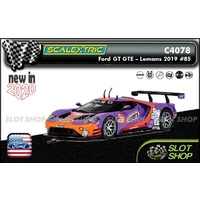 Scalextric C4078 - Ford GT GTE – LeMans 2019 – #85