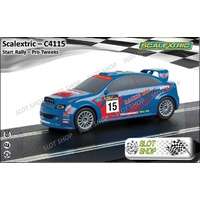 Scalextric C4115 Start Rally Car – 'Pro Tweeks'