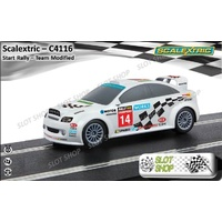 Scalextric C4116 Start Rally Car – 'Team Modified'