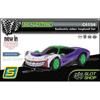 Scalextric C4142 - Scalextric Joker Inspired Car