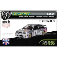 Scalextric C4146 - Ford Sierra RS500 - Graham Goode Racing