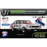Scalextric C4157 - Holden Torana A9X 1978 Bathurst Winner - Brock/Richards #05