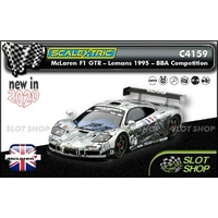 Scalextric C4159 - McLaren F1 GTR - LeMans 1995 - BBA Competition