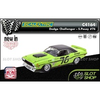 Scalextric C4164 - Dodge Challenger - Sam Posey No.76