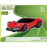C4170 Scalextric Rasio C20 - Red