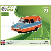 C4193 Reliant Regal Van - Gulf Edition