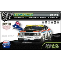 Scalextric C4197 - Ford Falcon XC - Bathurst 1977 Winner - A.Moffat #1