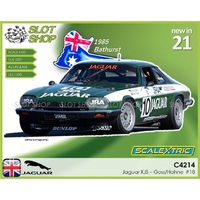 Scalextric C4214 Jaguar XJS Bathurst 1985 winner #18