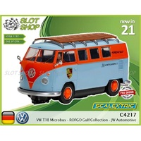 C4217 VW T1b Microbus - ROFGO Gulf Collection - JW Automotive