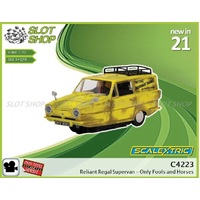 C4223 Reliant Regal Supervan - Only Fools and Horses
