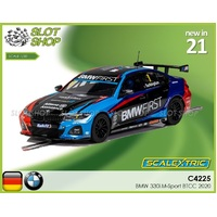 C4225 BMW 330i M-Sport BTCC 2020 - Colin Turkington