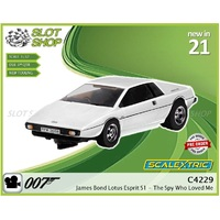 4229 James Bond Lotus Esprit S1 - The Spy Who Loved Me