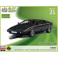 C4253 Lotus Esprit S2 - World Championship Commemorative Model
