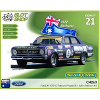 Scalextric C4263 Ford XY GTHO Falcon Phase III Bathurst 1972 #5