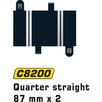 Scalextric C8200 Quarter Straights