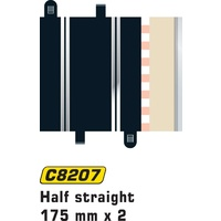 Scalextric C8207 Half Straight