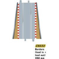 Scalextric C8233 Lead in / Lead Out Borders